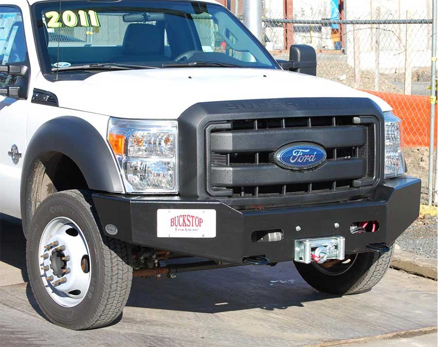 Utility Truck Bumpers : Truck accessories nw heavy duty front and rear bumpers