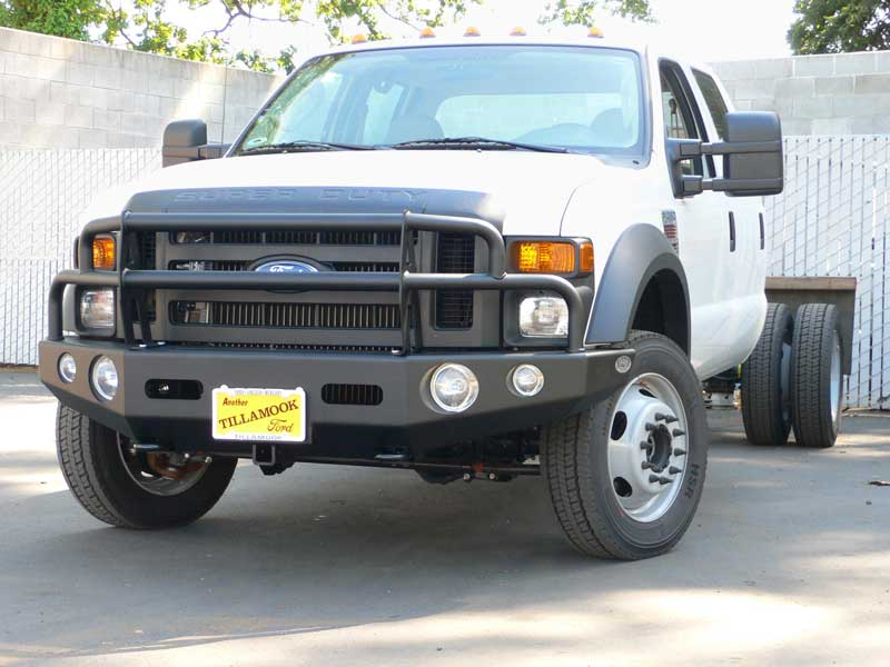 Truck Accessories NW - Heavy duty front and rear bumpers, replacement bumpers